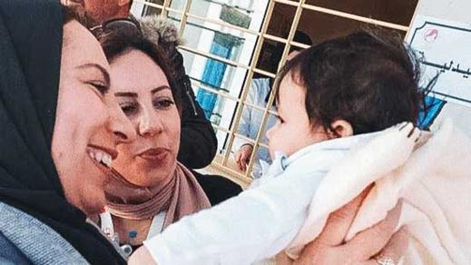 حملة طبية مجانية لأزيد من 500 حالة بأركمان