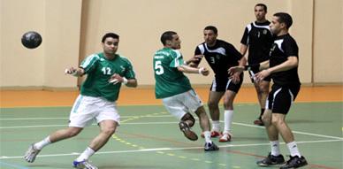 هلال الناظور لكرة اليد يهزم الجيش الملكي بميدانه ويتأهل إلى دوري كأس الأمير الجوهري