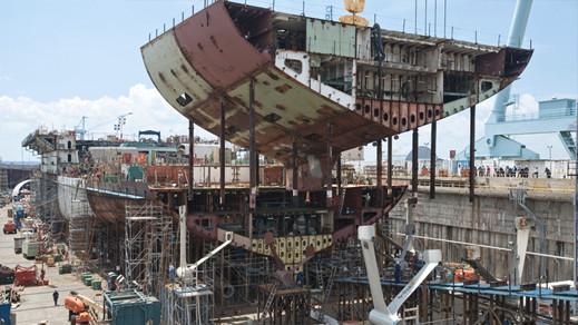 بناء احواض جديدة بميناء الناظور من أجل استغلالها لتشييد السفن