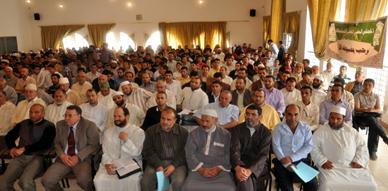 """المجلس العلمي المحلي وجمعيتا الربيع والنور ينظمون بالناظور الملتقى الأول حول """"الجالية المسلمة في الغرب"""""""