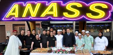 """افتتاح مقهى """"Anass"""" بالناظور بمواصفات حديثة وخدمات عصرية"""