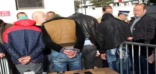 توقيف الرأس المدبر لشبكة منظمة لتهريب البشر والمخدرات من شمال المغرب باتجاه إسبانيا