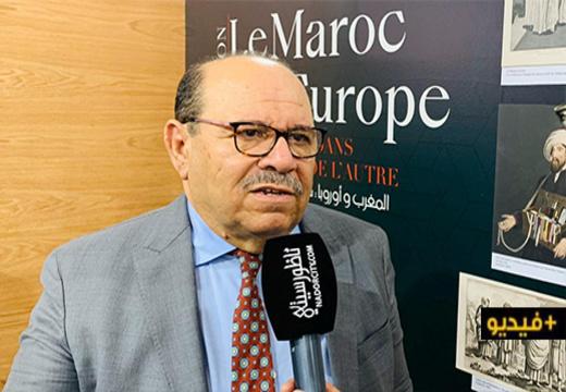 بوصوف: كتاب مغاربة بالمهجر يصححون الصورة النمطية عن المغرب