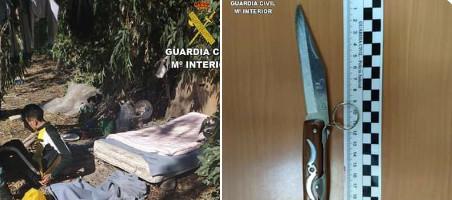 """الحرس الاسباني يضع حدا لأنشطة """"حراكة"""" احترفوا النشل والسرقة بمدينة مليلية"""