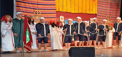 """فرقة مسرحية من الناظور تمثل المغرب في مهرجان """"أسوان"""" الدولي بمصر"""