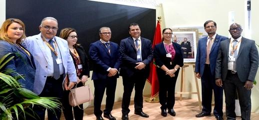 بحضور السفير الريفي مختار غامبو.. وفد مغربي وازن يشارك في فعاليات المنتدى الحضري العالمي بالإمارات
