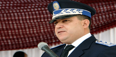 تعيين والي أمن العيون و رئيس منطقة الأمن بالناظور سابقا محمد الدخيسي واليا للأمن بالجهة الشرقية