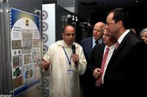 المغرب ثالث بلد في العالم يطلق طابعا بريديا سمعيا