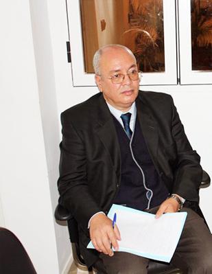 """المدعو """"محمد بويوزان """" مدير ديوان رئيس المجلس الإقليمي للدريوش"""