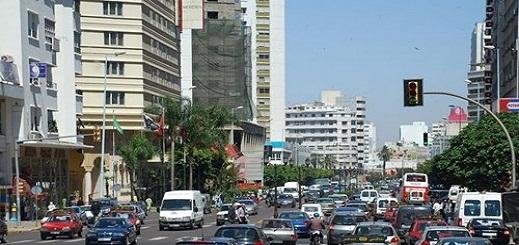 إعتقال شخص بتهمة التحرش بشابتين في شارع عمومي وسط الناظور