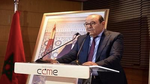 حضور قوي لمجلس الجالية المغربية المقيمة بالخارج في الدورة 26 من المعرض الدولي للكتاب و النشر بالدار البيضاء