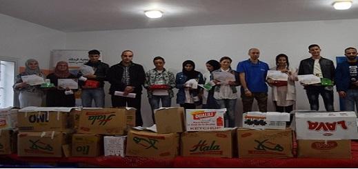 جمعية بطنجة تتبرع بـ1500 كتاب لفائدة ثانوية بالحسيمة