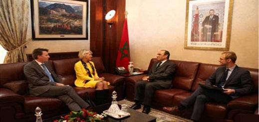 سفيرة هولندا بالرباط تشيد بالحضور المتميز للجالية المغربية المقيمة ببلادها
