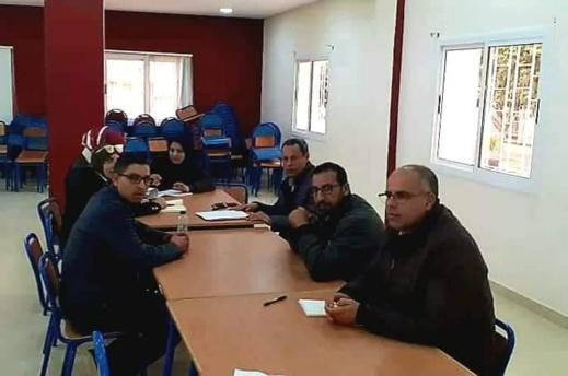 """الفرع الإقليمي للدريوش لـ""""جمعية الأساتذة المجددين بالمغرب"""" يجدد مكتبه المسير"""