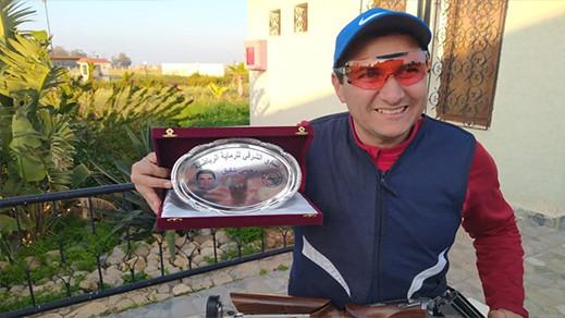 تكريم الناظوري شفيق رحيمي بطل المغرب في رياضة الحفر الدولية