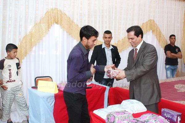 ثانوية حسان بن ثابت بزايو تنظم أمسية ثقافية بحضور نائب نائب وزارة التربية الوطنية
