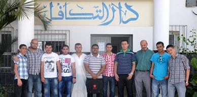 جمعية النماء للتنمية المستدامة في زيارة إلى دار العجزة بالناظور