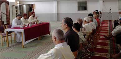 مسجد كوبنهاكن بالدنمارك يستضيف فعاليات الملتقى السنوي الثالث حول موضوع مؤسسة الأسرة