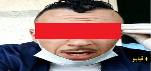 """فيديو يجتاح الفايسبوك لمواطن يعلن وفاة شخصين بسبب """"كورونا"""" في تطوان"""