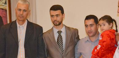 ابن الناظور الأستاذ ميلود كعواس ينال شهادة الدكتوراه في شعبة الدراسات الإسلامية