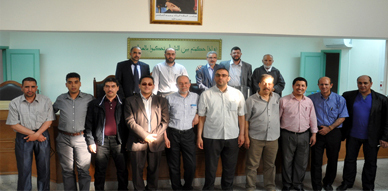 انتخاب نور الدين صحصاح رئيسا للمجلس الجهوي للعدول بالدائرة القضائية لمحكمة الاستئناف بالناظور