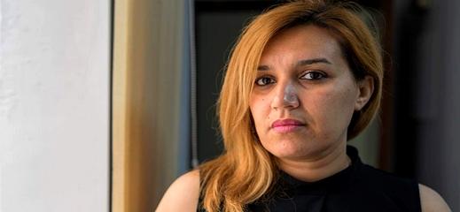 بعدما منحتها السلطات الهولندية اللجوء.. الناشطة نوال بنعيسى: اشتاق لأطفالي وظروفي هنا قاسية