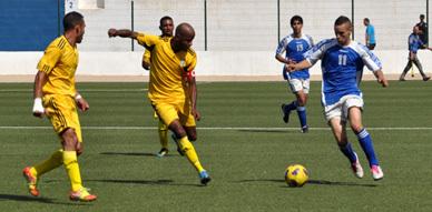 التجربة تهزم فريق حسنية الناظور لكرة القدم في مباراة السد بهدفين مقابل هدف واحد