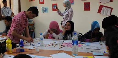 جمعية الفتوة في يوم دراسي حول الهجرة والشباب