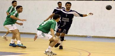 هلال الناظور لكرة اليد ينتصر على النادي المكناسي في المربع الذهبي ويتأهل إلى نهائي كأس الرئيس