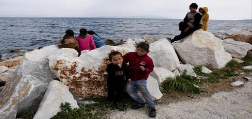 ألمانيا تقرر استقبال 1500 من طالبي اللجوء من الأطفال في اليونان