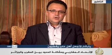 الجزيرة مباشر تناقش مسألة الإتحاد المغاربي ومشكلة الحدود بين المغرب والجزائر من الناظور