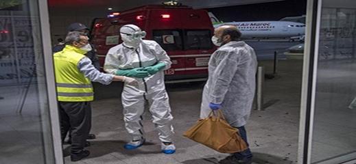 فيروس كورونا يفرض على الحكومة المغربية تعليق جميع الرحلات من وإلى إيطاليا