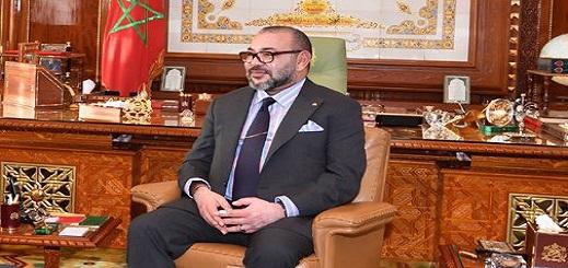 الملك يستقبل عبد اللطيف وهبي الأمين العام لحزب الأصالة والمعاصرة