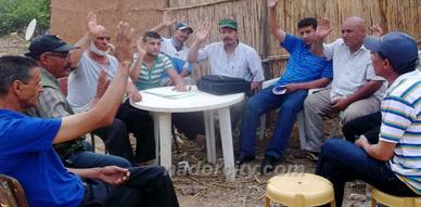 ميلاد الجمعية المغربية للتنمية الاجتماعية والتكافل بأولاد البوريمي بجماعة أولاد استوت