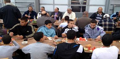 مؤسسة الإمام مالك مسجد كوبنهاكن تحتفل باختتام السنة الدراسية للمدرسة القرآنية