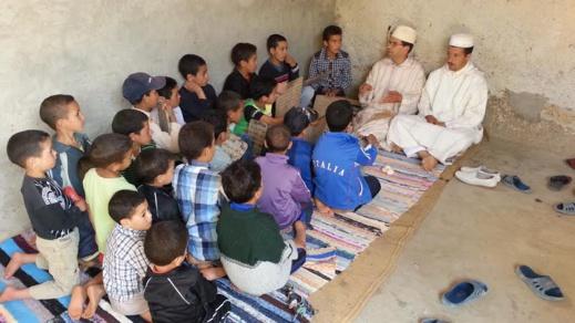 تعليق الدراسة ومحو الأمية بالمساجد و الكتاتيب القرانية وجامع القرويين