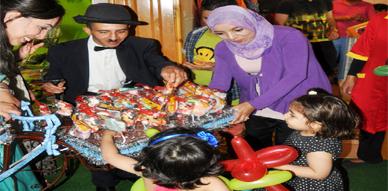 """روض """"ماما زينب"""" يفتتح فرعا له بمدينة العروي"""