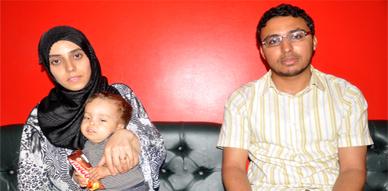 نداء إنساني لإنقاذ الطفل يوسف بوكاري من مرض خطير في الكلي