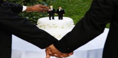"""حفل زفاف لـ """"شاذ"""" ناظوري بآخر بركاني يثير نوبة غضب عارمة"""