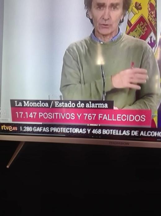 اسبانيا تسجل 767 وفاة بفيروس كورونا والحصلية الإجمالية وصلت الى 17147 حالة