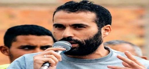 دينامو حراك الريف نبيل احمجيق يتبرع من داخل السجن بمصروفه الشهري لفائدة صندوق مكافحة كورونا