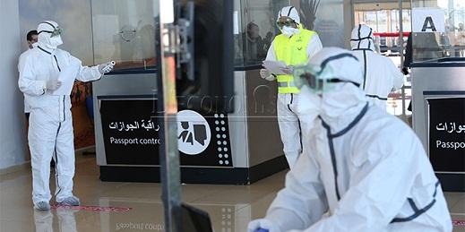 تسجيل  55 حالة إصابة جديدة بكورونا ليرتفع عدد الحالات المسجلة بالمغرب الى  225 حالة