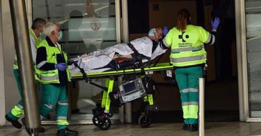 أكثر من 4000 وفاة و56 ألف إصابة بكورونا بإسبانيا