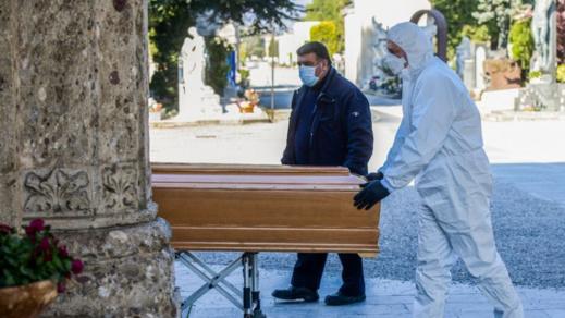 """قنصلية ميلانو تؤكد دفن جميع المغاربة المتوفين بسبب """"كورونا"""" في إيطاليا بمقابر إسلامية"""