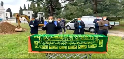 """المفوضية الإسلامية بإسبانيا: الموتى المسلمون بفيروس """"كورونا"""" يدفنون ولا يحرقون"""