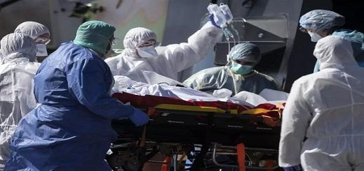 ما يناهز 500 شخص فقدوا حياتهم في يوم واحد بفرنسا بسبب فيروس كورونا
