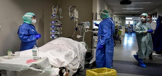 أزيد من 500  شخص ماتوا بفيروس كورونا في فرنسا خلال 24 ساعة في أعلى حصيلة يومية