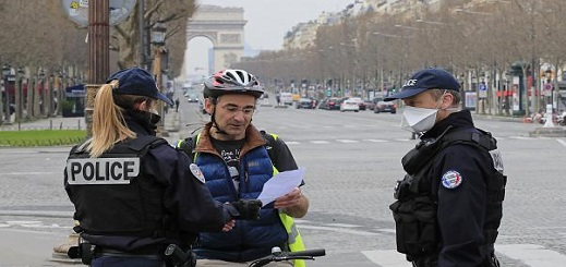 """فرنسا تتجه نحو رفع """"تدريجي"""" لقرار الحجر الصحي"""