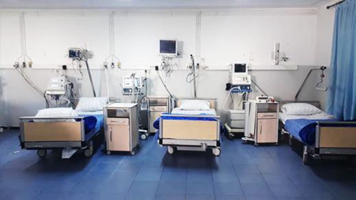 عمالة الناظور تساهم في تجهيز المستشفى الحسني بآليات جديدة وتخصص جناح خاص لمرضى كورونا