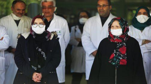 تسجيل حالتي شفاء من فيروس كورونا بطنجة والمريضتين تغادران المستشفى